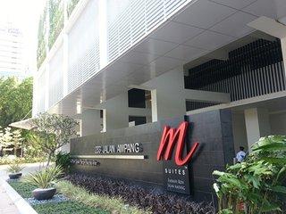 M Suites Studio KLCC Jalan Ampang Embassy Row