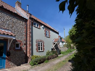 Legion Cottages Blakeney 2 bedrooms 2 bathrooms