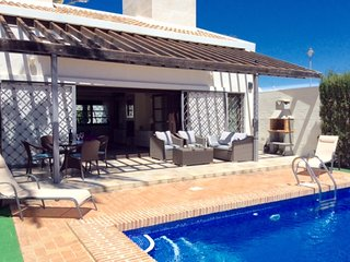 Private Pool, 2 bedroom,quality villa at Peraleja Gollf near Sucina Murcia