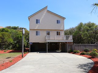 Sand Dollar- 4 Bedroom Duck Home 486Ft to the Beach