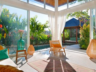 50% discount - 50m to the beach - Beautiful homey 2br villa