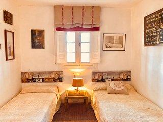 Dormitorio doble con desayuno