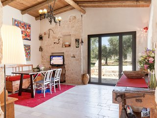 Trullo in countryside - 10 min drive to the sea