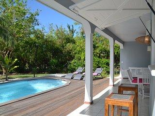 Villa individuelle 3 chambres avec piscine
