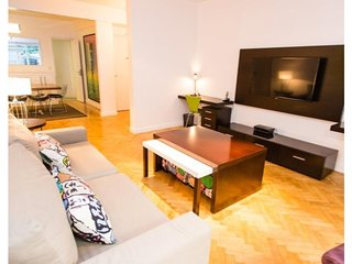 Funky 2 Bedroom Apartment in Recoleta