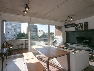 Modern 1 Bedroom Apartment with balcony in Palermo Hollywood