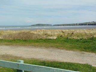 Morlais, Poppit Beach
