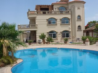 DREAM VILLA in Hurghada/Egypte  5 bedrooms, 4 bathroom. Suitable for 10 person