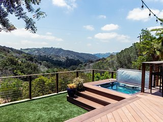 Beverly Hills 90210 Franklin Canyon Celeb Home