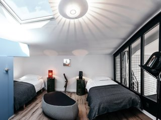 Parallel Universe Surf House - Chambre Triple
