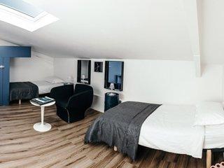 Parallel Universe Surf House - Chambre 4 personnes