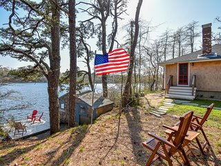 #515:  Brand New Renovation - private beach just 10-feet from Crystal Lake