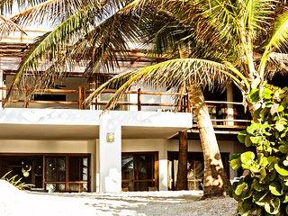 Ultimate Beach Villa Casa Carolina Tulum