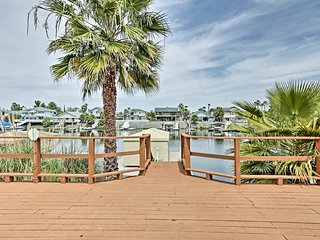 Prime Waterfront Discovery Bay Home w/Patio & Dock
