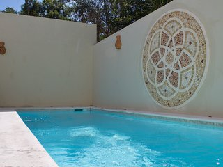 29 . Wonderful Relaxing House with Private Pool: Tuukul + Bikes