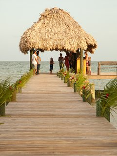Recent Wedding on Pier Palapa