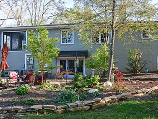 Mills River Apartment Close to Asheville & TIEC!