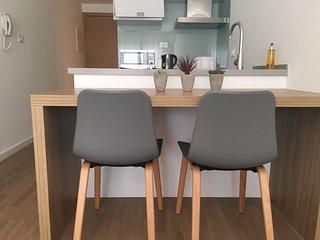 Modern apartment in Pocitos