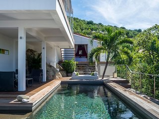 Casa Roc  ^ Ocean View ^ Located in  Stunning Gustavia with Private Pool