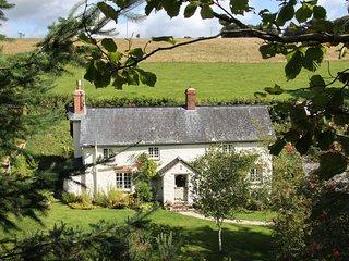 Lower Goosemoor Cottage, Wheddon Cross