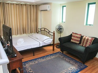 ✪ Family Friendly Loft ✪ BGC, Fort City Center ✪