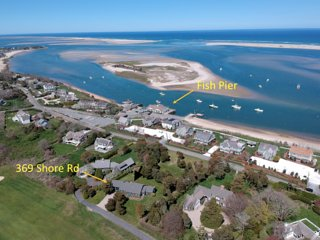 Best location in Chatham, walk to beach, town, fish pier and golf!; 369-C