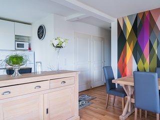 Wonderful apartment near Bordeaux - W406