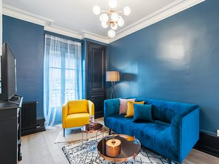 Charming apartment in the heart of Lyon - W402