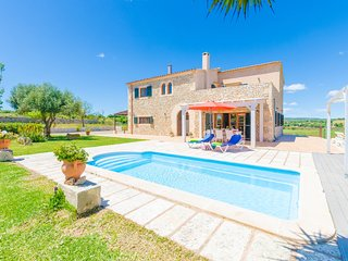 CALMA LLEVANT - Villa for 8 people in Manacor