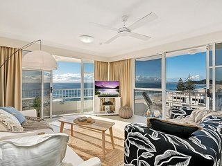 Perfect Beachfront Home in Gold Coast