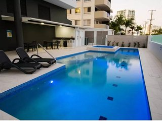 Maroochydore Home with a View, Parking and Pool