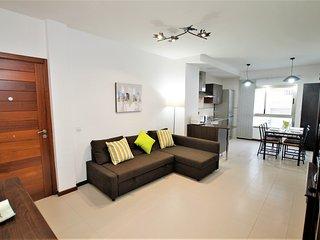 Casa Isidro en Arrecife, Céntrico Apartamento