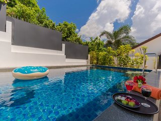 Private pool villa 2 bedrooms for rent