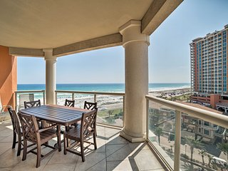 NEW! Resort Condo w/Patio-Steps to Pensacola Beach