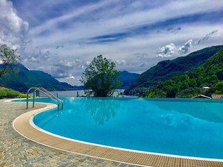 Casa Gardenia - amazing lake view and swimming pool and lake view