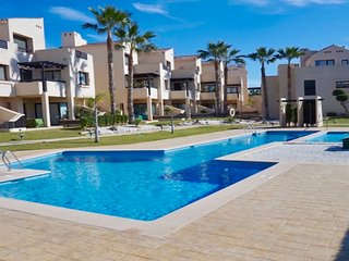 Roda Golf & Beach Resort Murcia - Luxury Apartment - 2 Bed 2 Bath from £59 Night