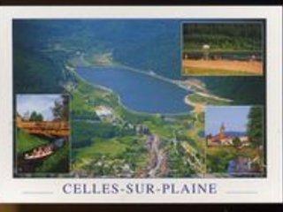 Gite du pays des lacs de Pierre Percee Vosges  Appart 2 P situe a Celles/Plaine