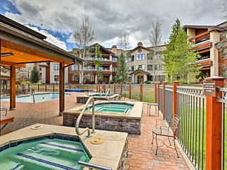 NEW! Steamboat Condo w/Pool Access - 5 Mins to Mtn