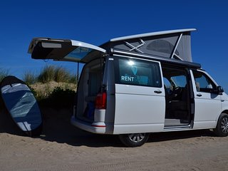 Rentscape Location Van Amenage et Campervan Bretagne