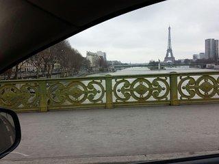 Studio Eiffel 1: Studio 9m2 Paris 15eme