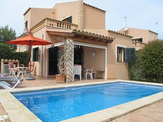2 bedroom Villa in Portocristo, Balearic Islands, Spain : ref 5441269