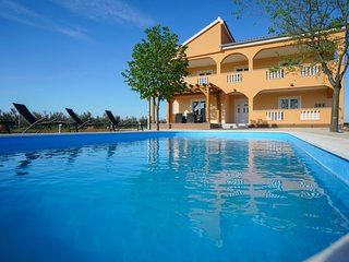 3 bedroom Villa in Prkos, Zadarska Zupanija, Croatia : ref 5625410