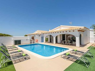 3 bedroom Villa in Punta Grossa, Balearic Islands, Spain : ref 5334760