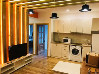 Orange apt. in City Center