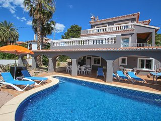 Mi Sueno - holiday home with private swimming pool in Benissa