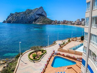 Angel - holiday apartment in peaceful surroundings in Calpe