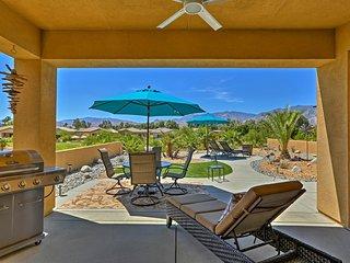 Modern Desert Princess CC Villa w/ Pristine Yard!