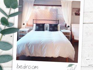 White Loft Guest Room