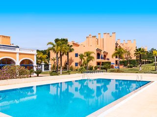 Luxury 2 Bedroom Apartment in Vila Sol Resort, Quarteira, Algarve