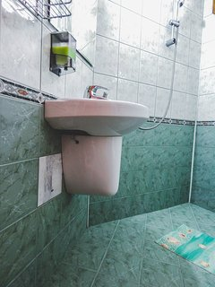 Bathroom with a Shower